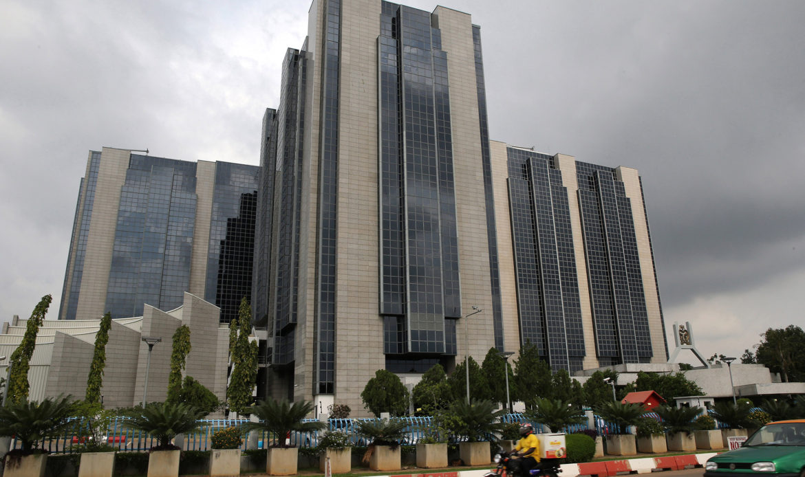 address of central bank of nigeria headquarters